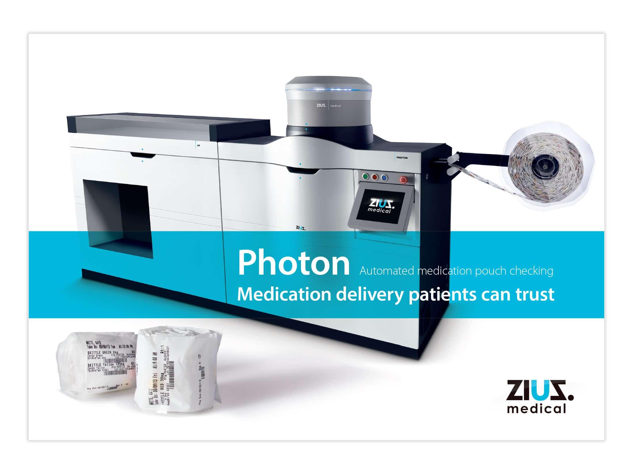 Brochure Photon 1 | ZiuZ Medical - Photon brochure