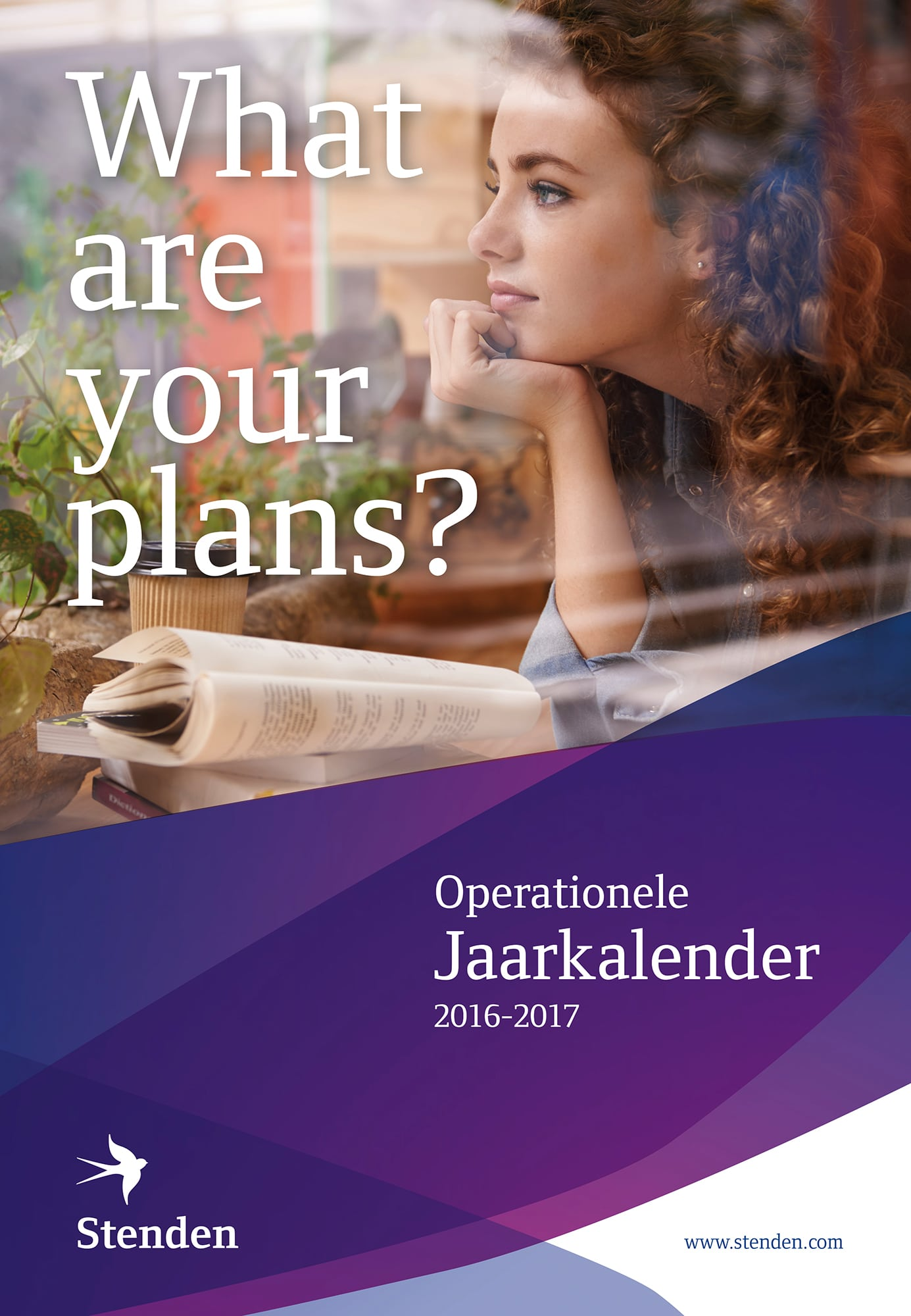 cover | Stenden Hogeschool kalenders