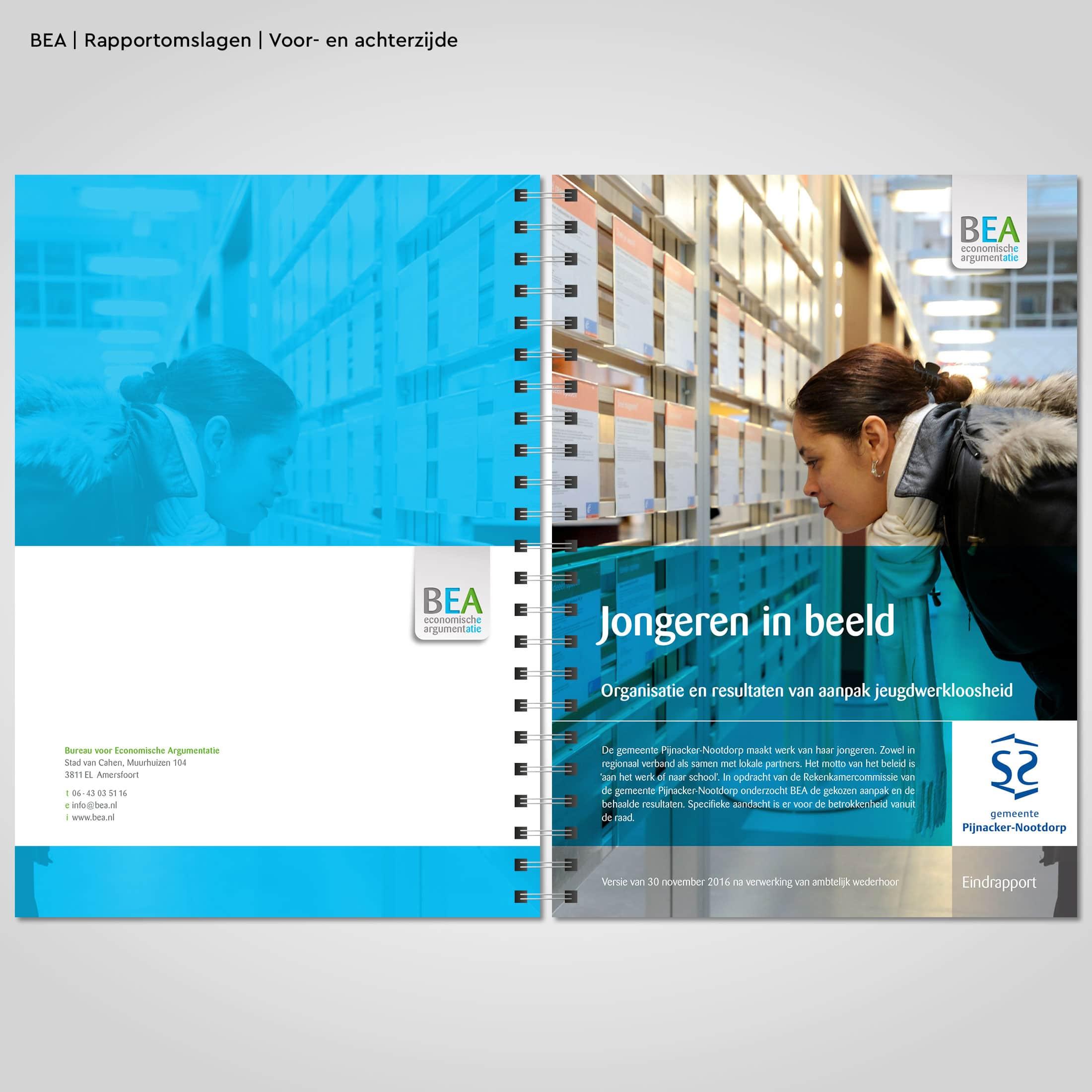 bea rapport voorachterkant 1 | BEA heeft unieke rapportomslagen in een handomdraai